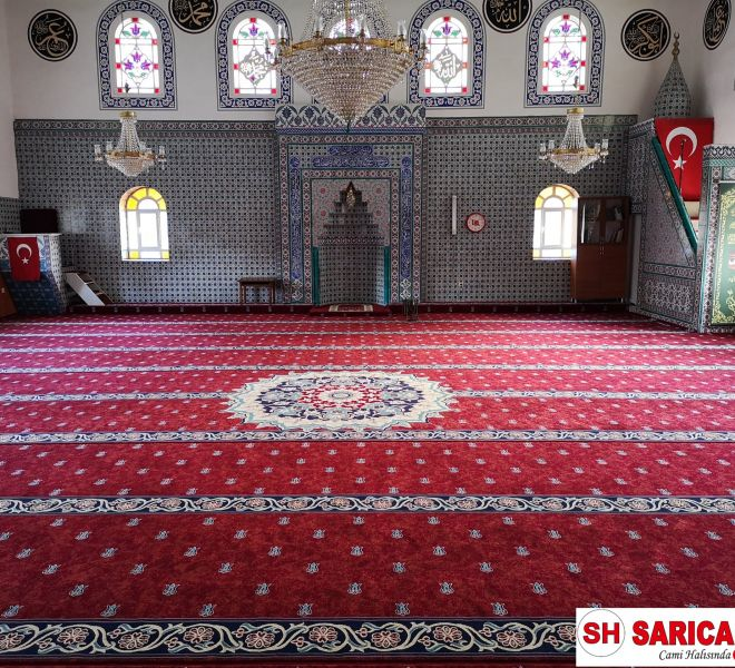Bolu Cami Halısı