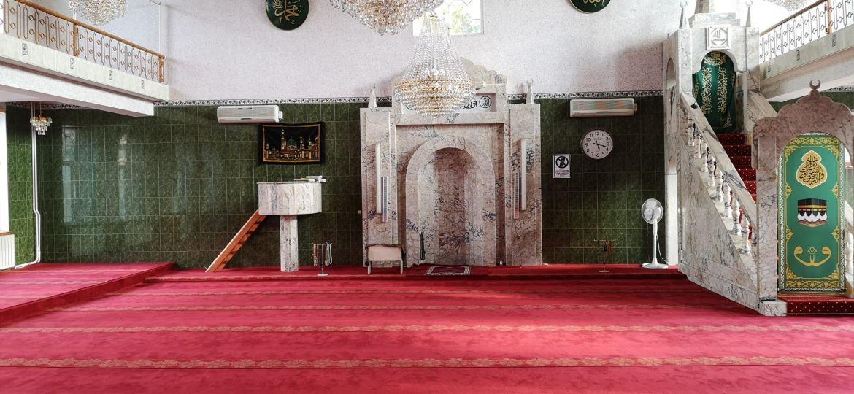 Düzce Cami Halısı